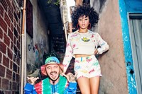 Guess x J Balvin Colores collection 3 3