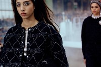 Chanel AW17 womenswear paris dazed 23