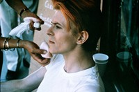 David Bowie exclusive, photography Steve Schapiro 2