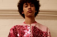 Middlesex BA Fashion Show Students 5