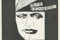 Punk and Hardcore Fliers, Zines and Ephemera – Dead Kennedys 2