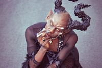 Yves Tumor - behind the scenes of Gospel for a New Century 4