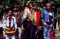 A Tribe Called Quest - Courtesy of Janette Beckman 11