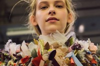 Backstage at Viktor & Rolf Haute Couture AW16 19