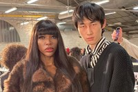 Vetements AW20 lookalikes Naomi Campbell 6 5