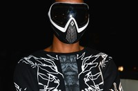 Marcelo Burlon SS15 Mens collections, Dazed backstage 1