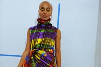 HALPERN SS19 LFW LONDON FASHION WEEK Adwoa Aboah 0