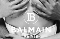 balmain cara delevingne olivier rousteing campaign ss19 2