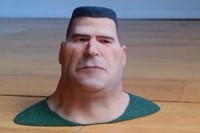 Son I Am Disappoint 3D bust