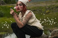 Iceland Isamaya Ffrench Josh Wilks Nick Royal makeup fashion 4