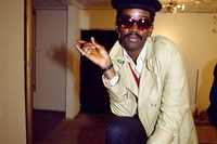 FAB 5 FREDDY AT FUN GALLERY 2