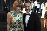 Marc Jacobs and Anna Wintour 6