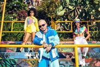 Guess x J Balvin Colores collection 1 1