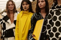 Marques Almeida AW17 womenswear london lfw dazed 13