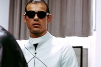 Emporio Armani SS15 Mens collections, Dazed backstage 8