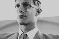 Thom Browne SS15 Mens collections, Dazed backstage 1