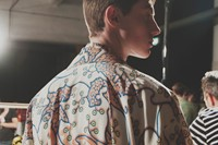 Topman SS15 Mens collections, Dazed backstage 17