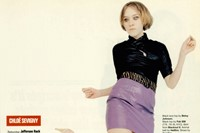 Who's that girl? Editorial, Dazed Chloë Sevigny 7