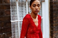 Christopher Kane AW18 Campaign