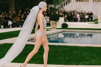 Chanel Bride SS19 Couture Paris Karl Lagerfeld Vitto Ceretii 28