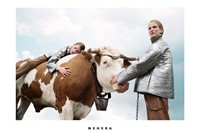 NEHERA AW17 campaign womenswear nature michal pudelka 1