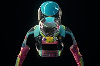 The PPE rave suit by Production Club coronavirus distancing 1