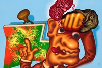 Peter Saul: Some Terrible Problems 1