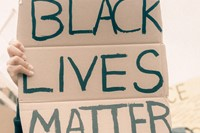 Black Lives Matter protest, London, June 3 23