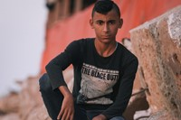 Portraits of Palestinian youth, Active Stills 1
