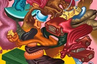 Peter Saul: Some Terrible Problems 0
