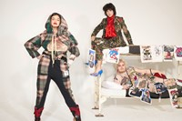 vivienne westwood aw18 campaign don't get killed 11