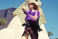 Dazed Vegas from the AW14 issue 2