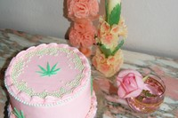 The Gemini Bake weed cakes 1