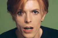 David Bowie, photography Steve Schapiro 4