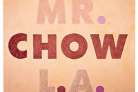 Mr Chow: 50 Years 5