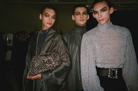 Palomo Spain AW19 Dazed Backstage New York Fashion Week 21