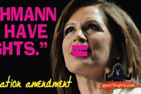 "Guerrilla Girls, Even Michele Bachmann Believes ""We All Have 4"