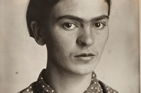 frida kahlo mexico artist making her self up v&a exhibition 0