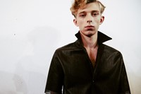 Lanvin SS15 Mens collections, Dazed backstage 11