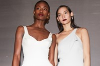 cushnie et ochs AW18 zaha hadid nyfw new york fashion week 0