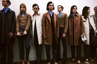 Prada SS15 Mens collections, Dazed backstage 18