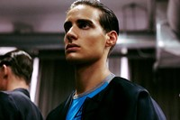 Emporio Armani SS15 Mens collections, Dazed backstage 3