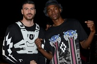 Marcelo Burlon SS15 Mens collections, Dazed backstage 5