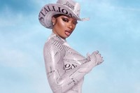 Megan Thee Stallion reinvents Galliano for 2020 0
