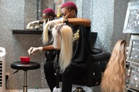 A-list lace hair salon west london, Mykki Blanco 4