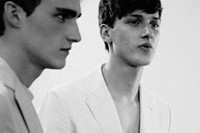 Hermès SS15 Mens collections, Dazed backstage 10