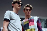 Fendi SS15 Mens collections, Dazed backstage 1