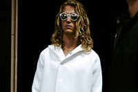 Emporio Armani SS15 Mens collections, Dazed backstage 5