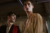 Dries Van Noten SS15 Mens collections, Dazed backstage 12