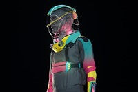 The PPE rave suit by Production Club coronavirus distancing 0